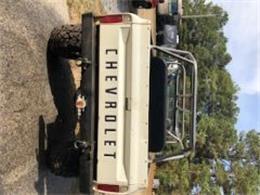 1972 Chevrolet Blazer (CC-1360644) for sale in Cadillac, Michigan