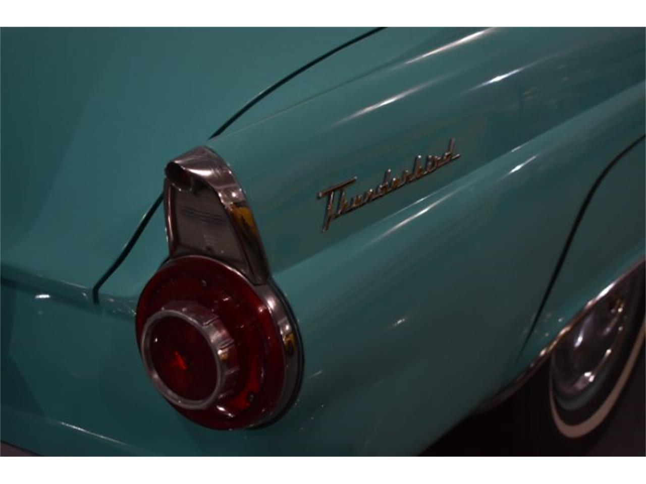1956 Ford Thunderbird (CC-1360645) for sale in Cadillac, Michigan