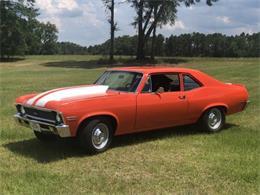 1972 Chevrolet Nova (CC-1360649) for sale in Cadillac, Michigan