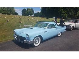 1957 Ford Thunderbird (CC-1360650) for sale in Cadillac, Michigan