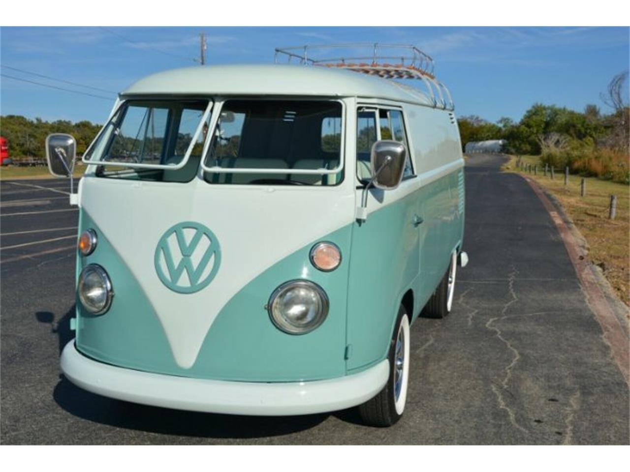1967 Volkswagen Vanagon (CC-1360654) for sale in Cadillac, Michigan