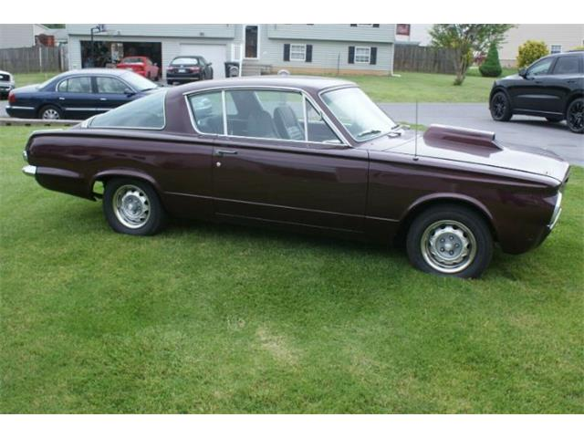 1965 Plymouth Barracuda (CC-1360660) for sale in Cadillac, Michigan