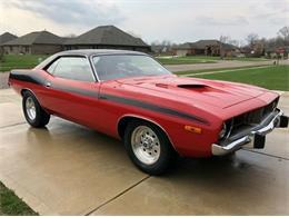 1973 Plymouth Barracuda (CC-1360670) for sale in Cadillac, Michigan