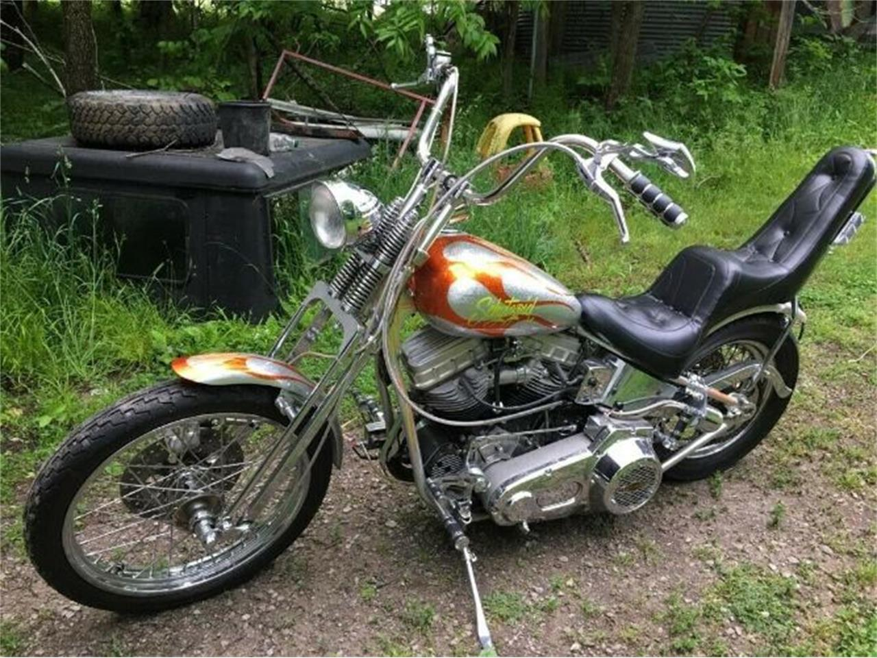 1949 Harley-Davidson Panhead (CC-1360672) for sale in Cadillac, Michigan
