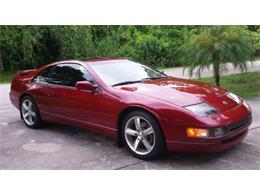 1990 Nissan 300ZX (CC-1360674) for sale in Cadillac, Michigan