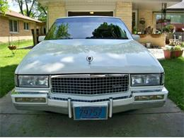1990 Cadillac Coupe DeVille (CC-1360677) for sale in Cadillac, Michigan