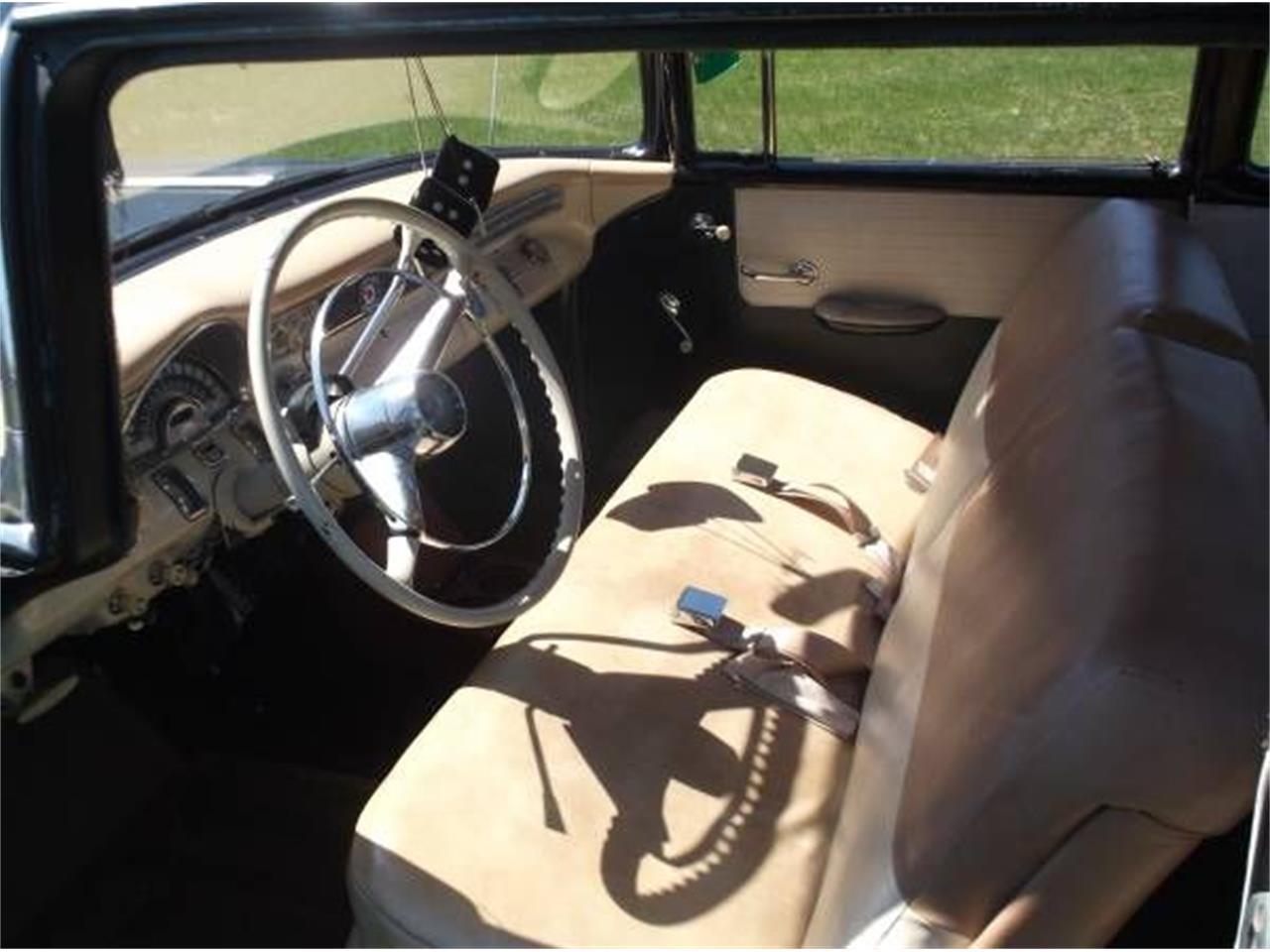 1956 Pontiac Sedan (CC-1360683) for sale in Cadillac, Michigan