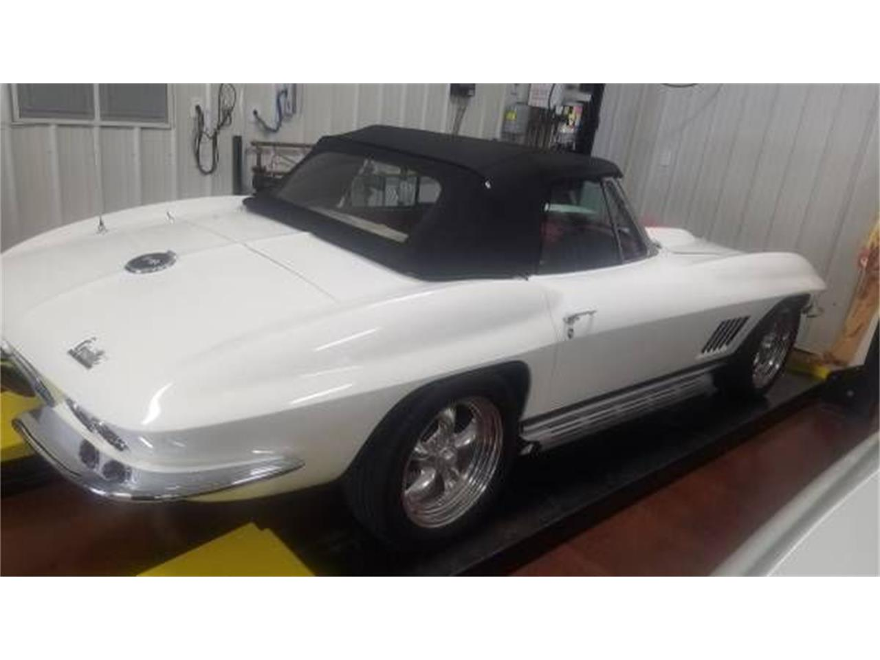 1967 Chevrolet Corvette (CC-1360686) for sale in Cadillac, Michigan