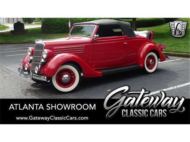 1935 Ford Cabriolet (CC-1360069) for sale in O'Fallon, Illinois