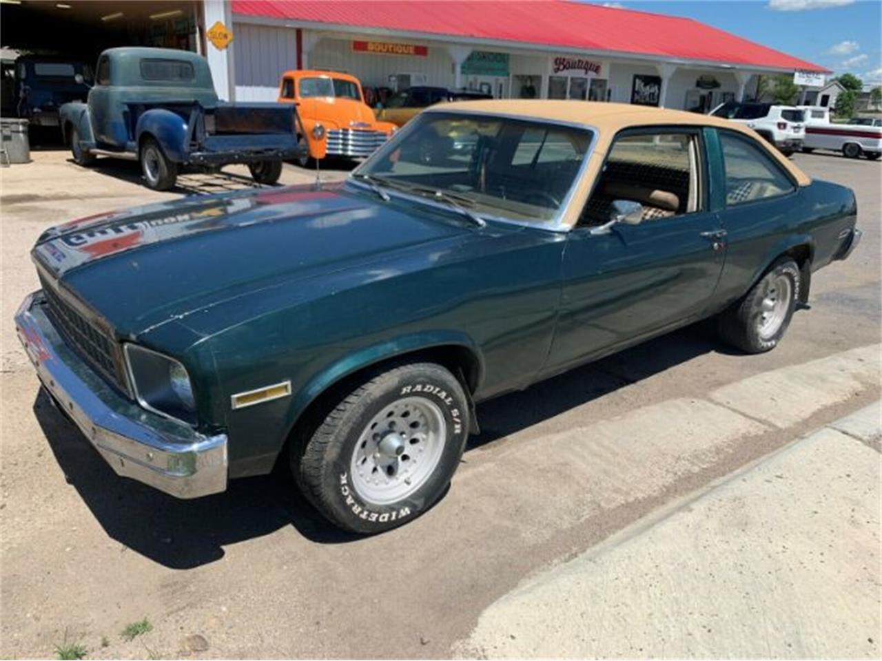 1976 Chevrolet Nova (CC-1360696) for sale in Cadillac, Michigan