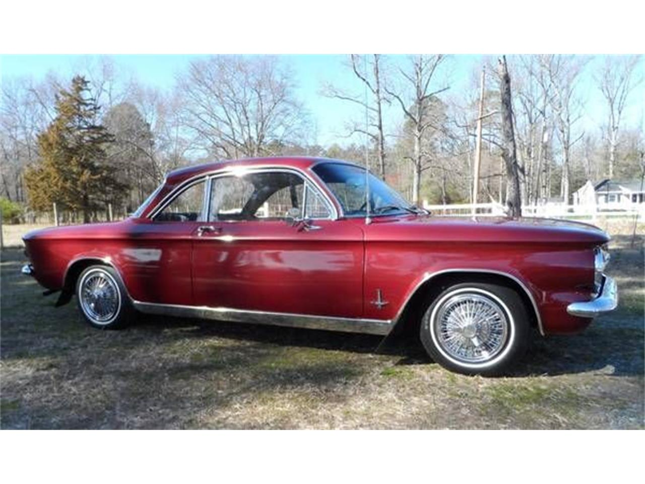 1964 Chevrolet Corvair (CC-1360701) for sale in Cadillac, Michigan