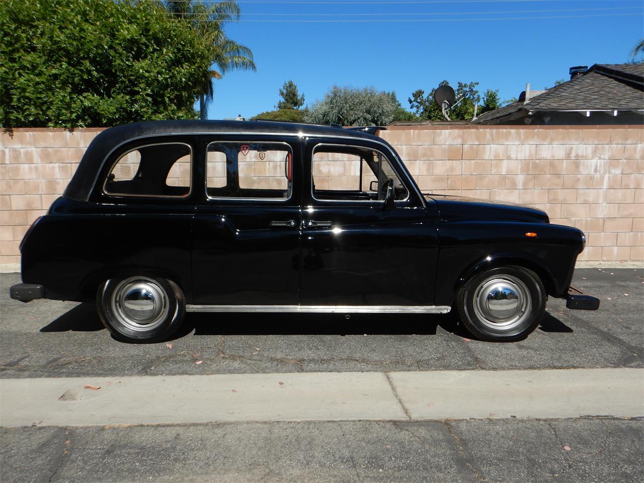 1976 Austin FX4 Taxi Cab (CC-1367085) for sale in woodland hills, California