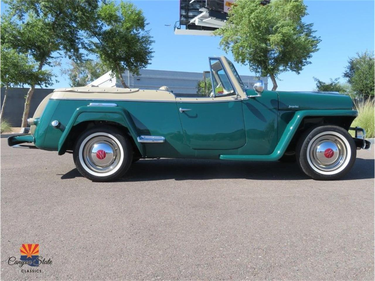 1948 Willys Jeepster (CC-1360711) for sale in Tempe, Arizona