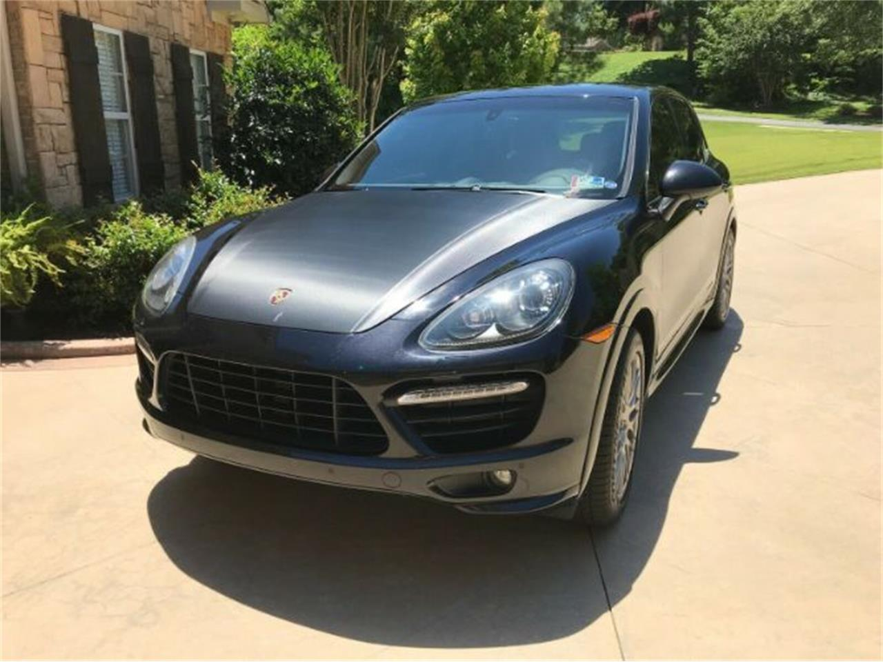 2013 Porsche Cayenne (CC-1360714) for sale in Cadillac, Michigan