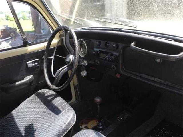 1978 Volkswagen Beetle (CC-1360716) for sale in Cadillac, Michigan