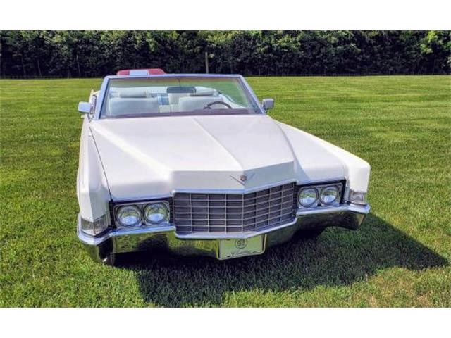 1969 Cadillac DeVille (CC-1360722) for sale in Cadillac, Michigan