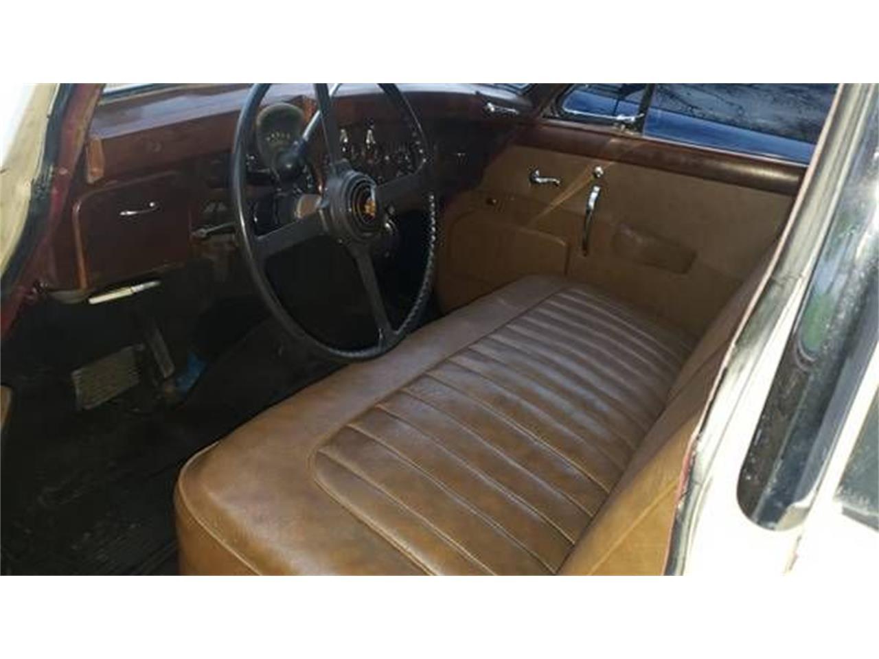1959 Jaguar Mark IX (CC-1360724) for sale in Cadillac, Michigan