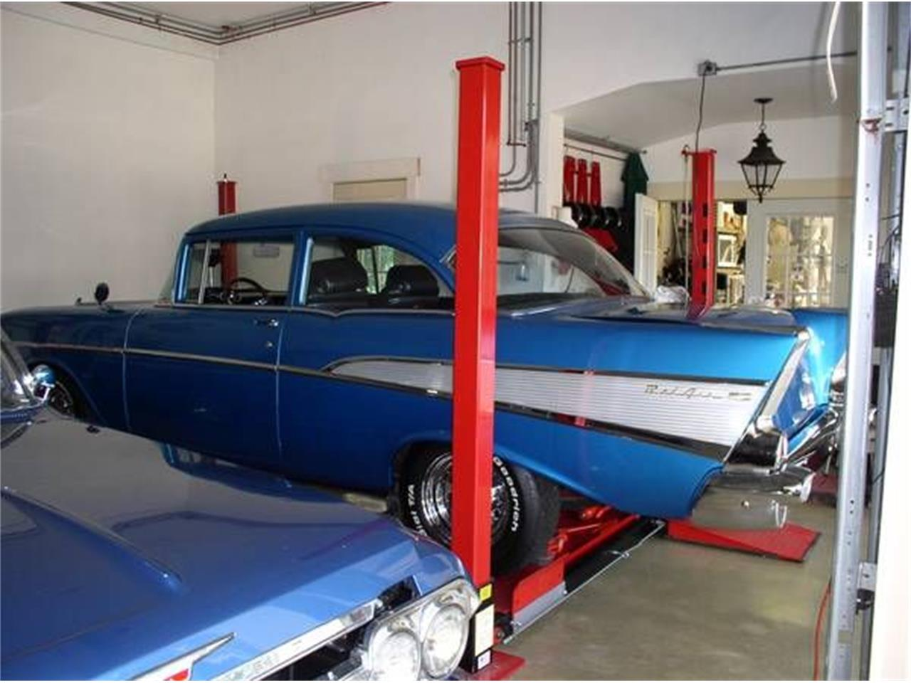1957 Chevrolet Bel Air (CC-1367266) for sale in Cadillac, Michigan
