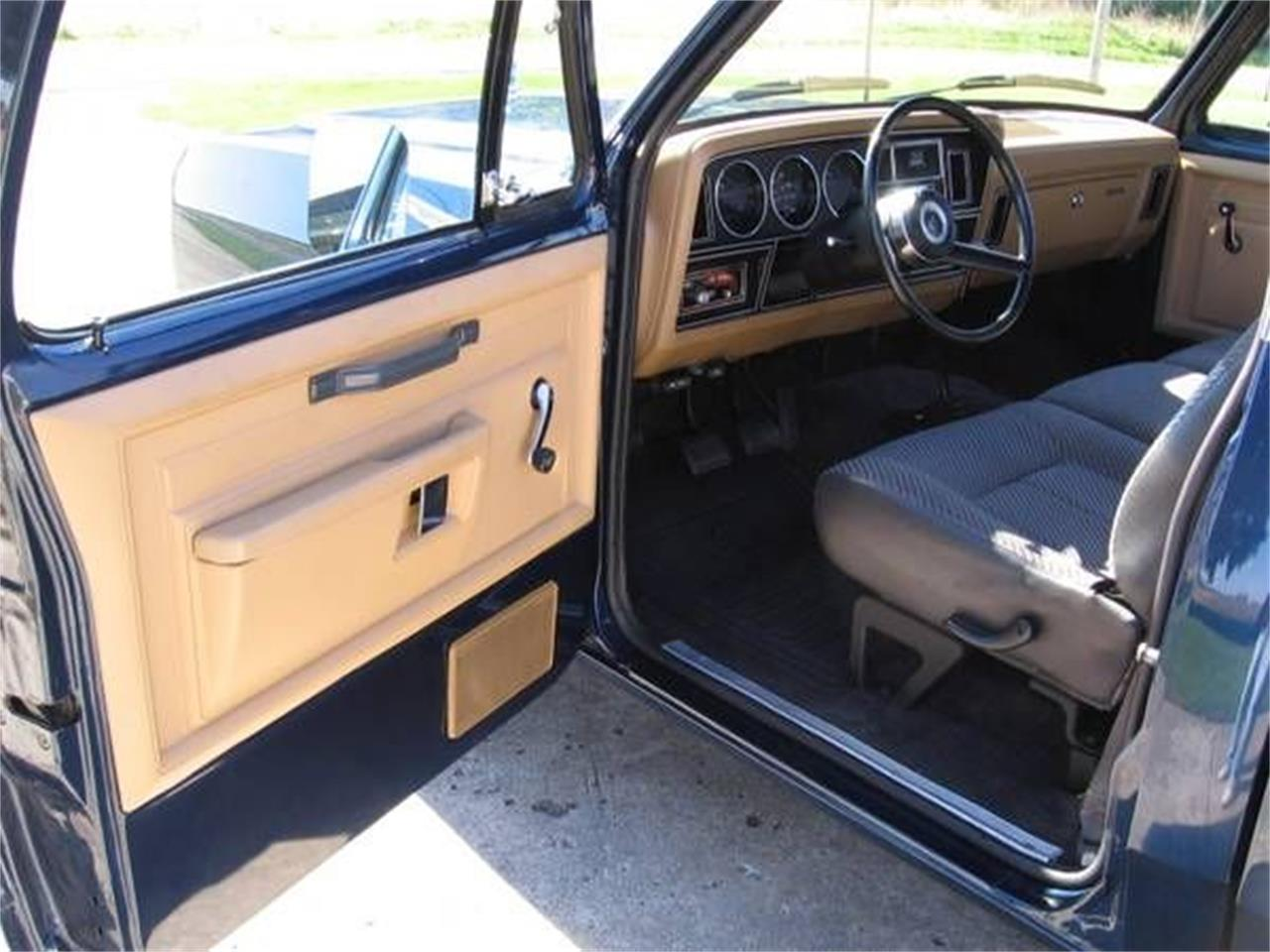1982 Dodge Ram (CC-1367268) for sale in Cadillac, Michigan