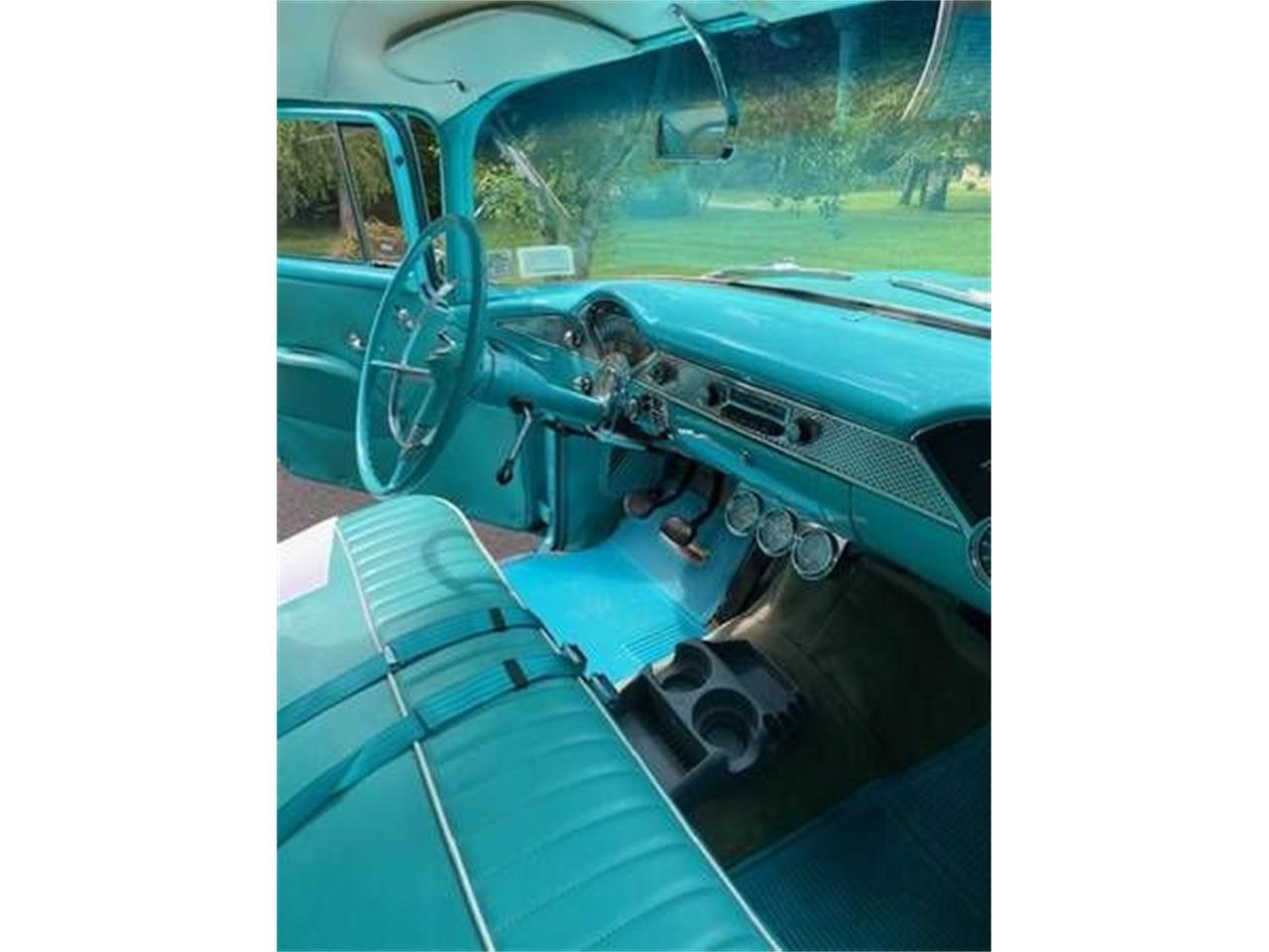 1955 Chevrolet Bel Air (CC-1367270) for sale in Cadillac, Michigan