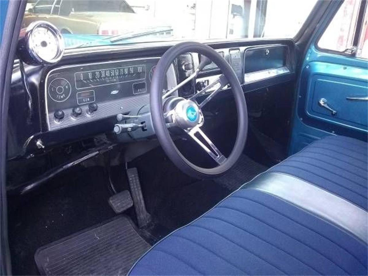1966 Chevrolet C10 (CC-1367273) for sale in Cadillac, Michigan