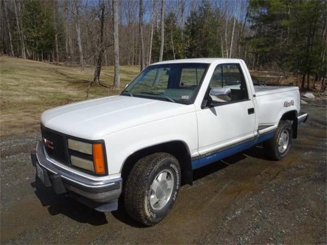 1991 GMC Sierra (CC-1367276) for sale in Cadillac, Michigan