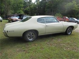 1968 Pontiac GTO (CC-1367277) for sale in Cadillac, Michigan