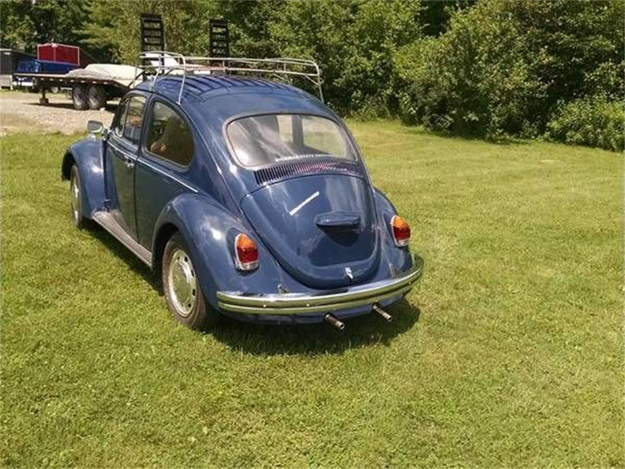 1969 Volkswagen Beetle (CC-1367279) for sale in Cadillac, Michigan