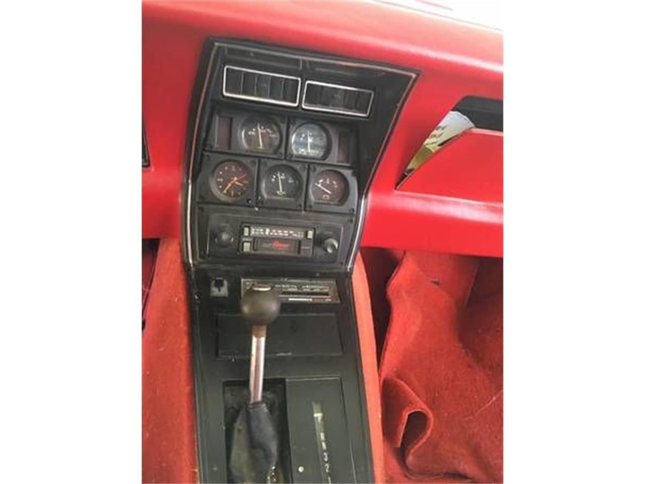 1979 Chevrolet Corvette (CC-1360728) for sale in Cadillac, Michigan