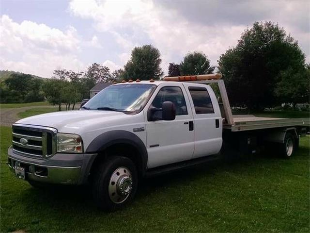 2005 Ford F550 (CC-1367280) for sale in Cadillac, Michigan