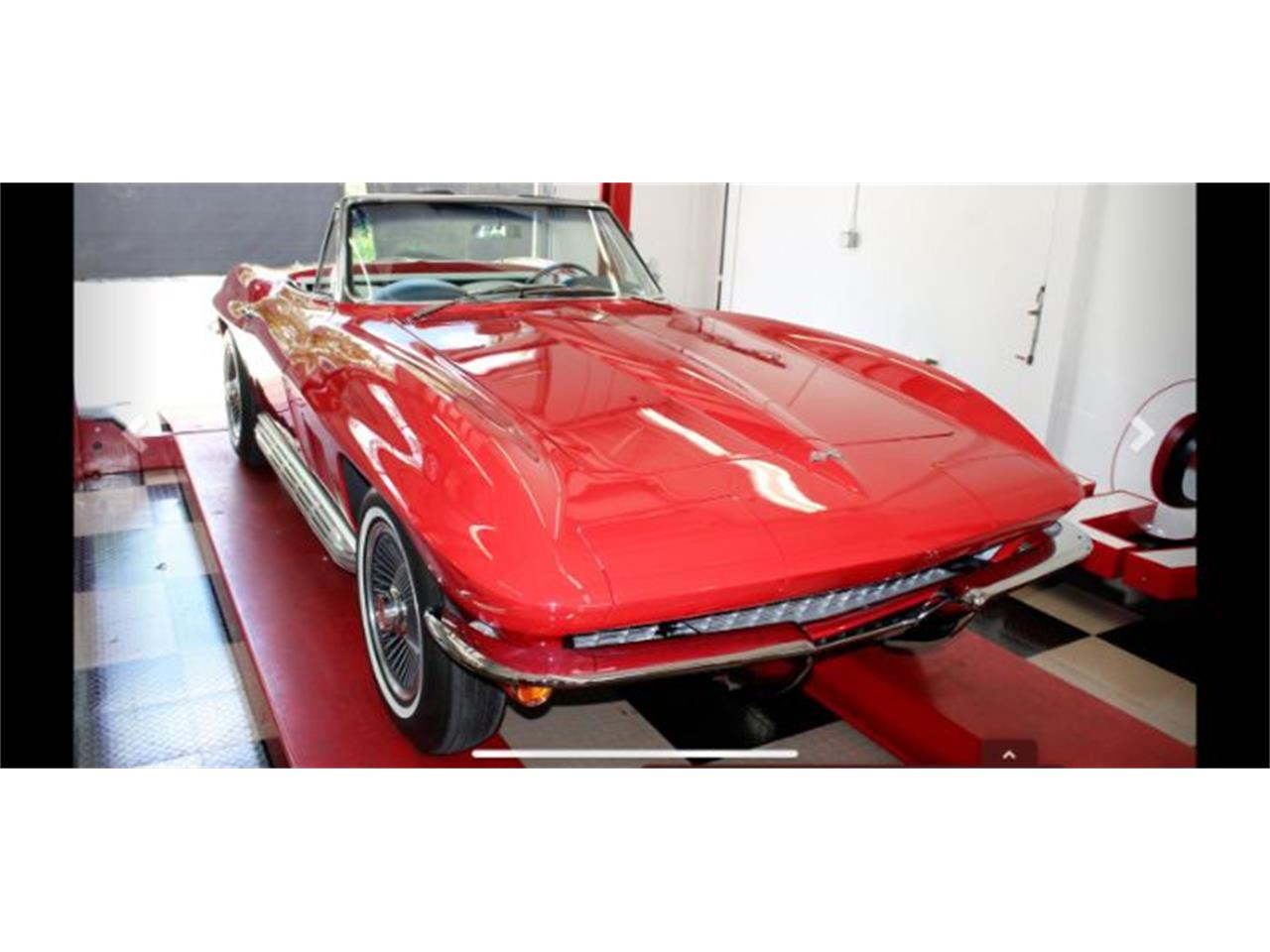 1967 Chevrolet Corvette (CC-1367282) for sale in Cadillac, Michigan