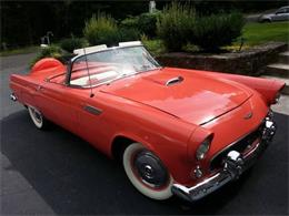 1956 Ford Thunderbird (CC-1367283) for sale in Cadillac, Michigan