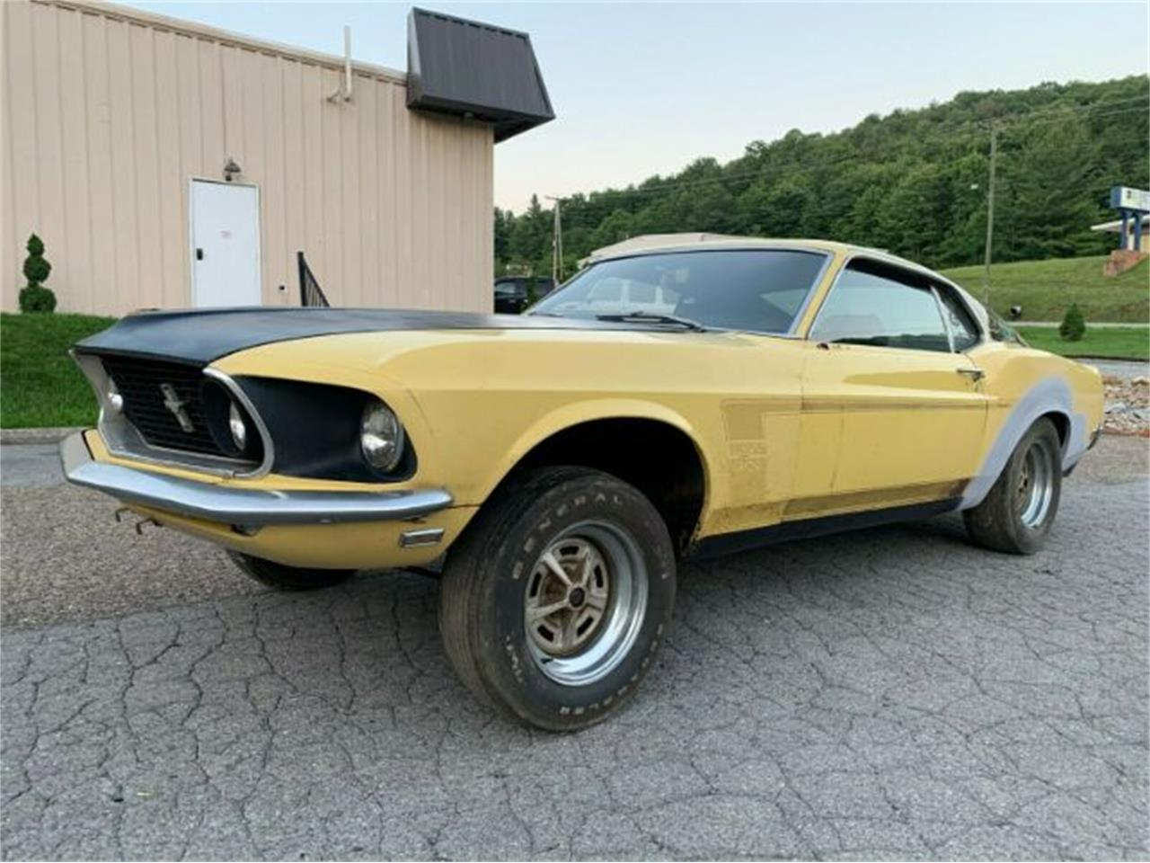 1969 Ford Mustang (CC-1367287) for sale in Cadillac, Michigan