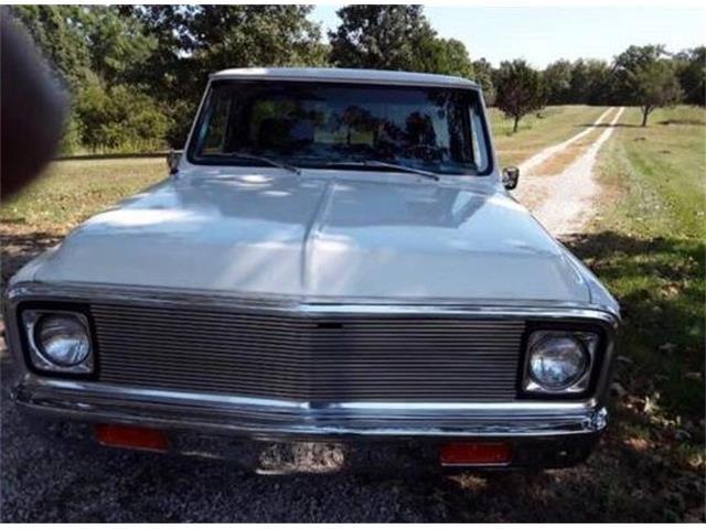 1972 Chevrolet Cheyenne (CC-1360729) for sale in Cadillac, Michigan