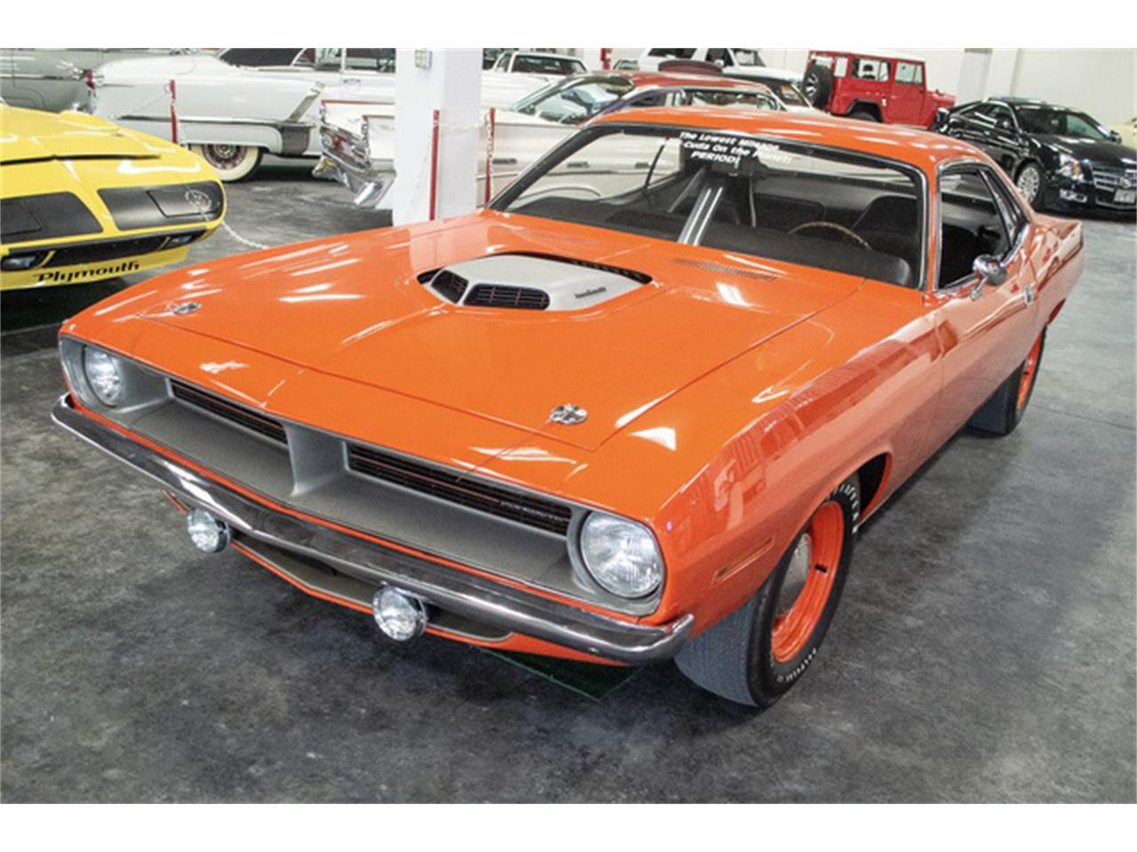 1970 Plymouth Barracuda (CC-1367304) for sale in Jackson, Mississippi