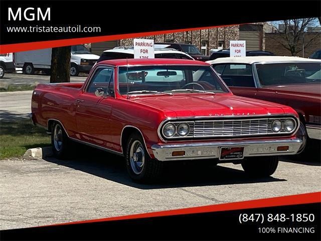 1964 Chevrolet El Camino (CC-1367325) for sale in Addison, Illinois