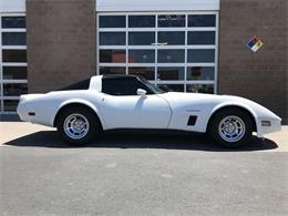 1982 Chevrolet Corvette Stingray (CC-1367328) for sale in Henderson, Nevada
