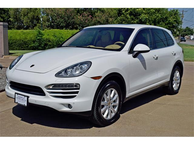 2012 Porsche Cayenne (CC-1367339) for sale in Fort Worth, Texas
