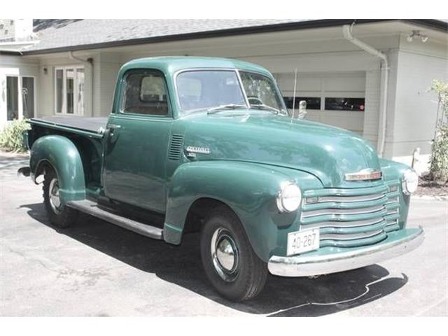 1949 Chevrolet 3100 (CC-1360734) for sale in Cadillac, Michigan