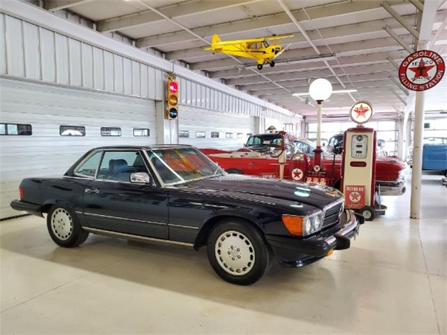 1987 Mercedes-Benz 560 (CC-1367343) for sale in Columbus, Ohio