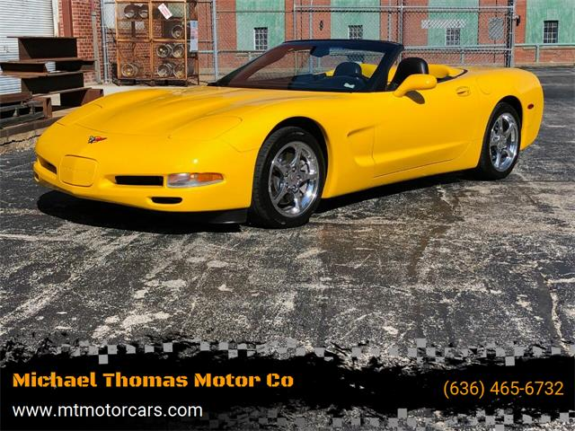 2004 Chevrolet Corvette (CC-1367365) for sale in Saint Charles, Missouri
