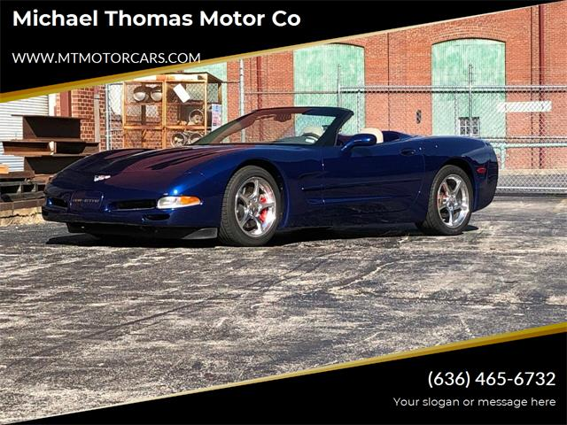 2004 Chevrolet Corvette (CC-1367366) for sale in Saint Charles, Missouri