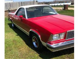 1978 Chevrolet El Camino (CC-1360737) for sale in Cadillac, Michigan