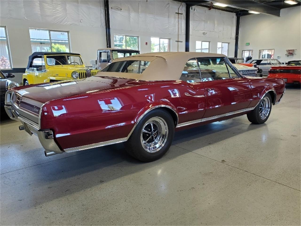 1967 Oldsmobile Cutlass (CC-1367373) for sale in Bend, Oregon