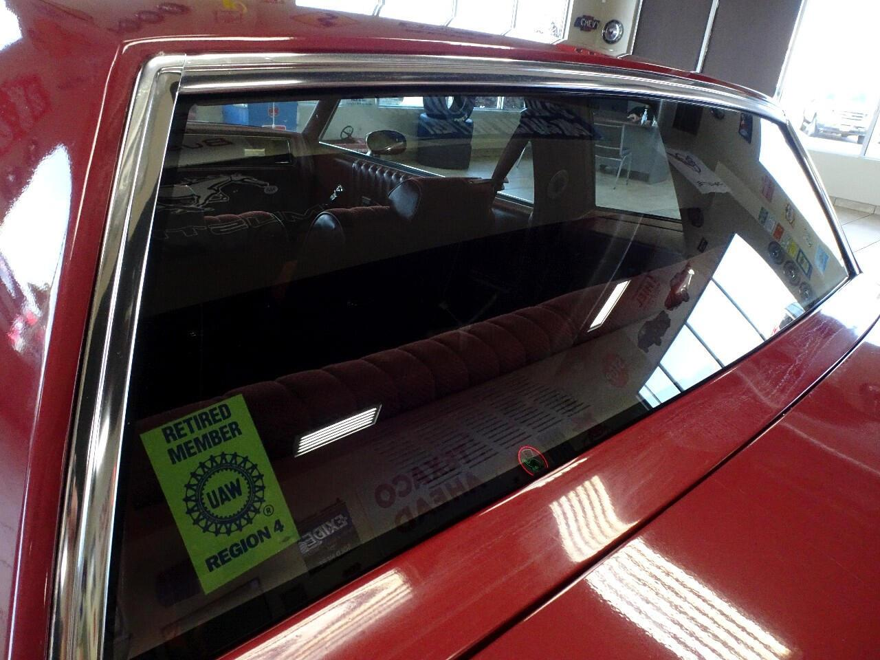 1984 Chevrolet Monte Carlo (CC-1367378) for sale in De Witt, Iowa