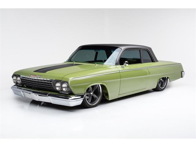 1962 Chevrolet Biscayne (CC-1367379) for sale in Carrollton, Texas