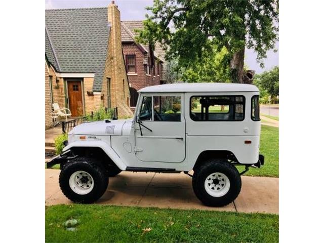 1970 Toyota Land Cruiser FJ40 (CC-1360738) for sale in Cadillac, Michigan