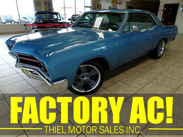 1967 Buick Skylark (CC-1367382) for sale in De Witt, Iowa
