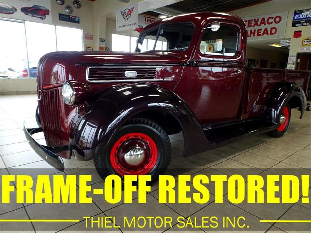 1941 Ford 3/4 Ton Pickup (CC-1367383) for sale in De Witt, Iowa