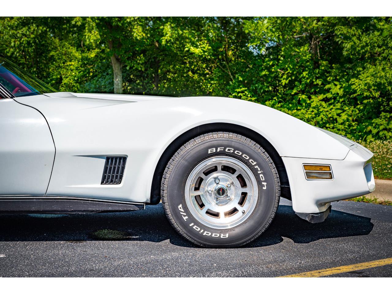 1980 Chevrolet Corvette (CC-1367386) for sale in O'Fallon, Illinois